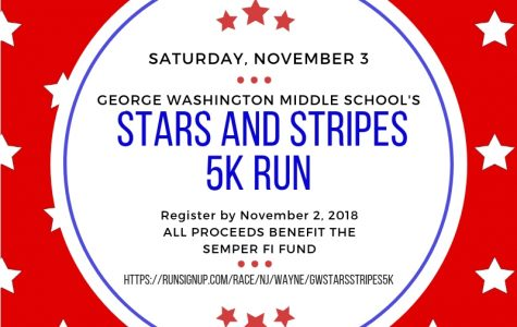 GW Stars and Stripes 5k