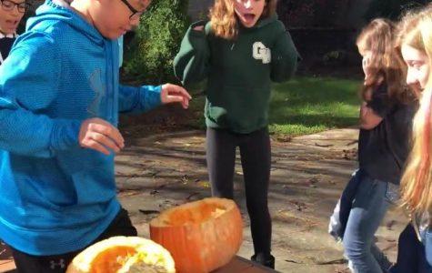 Pumpkin Time Bomb