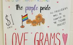Love Grams from The Purple Pride