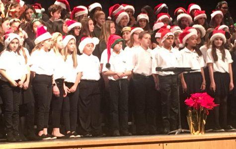Winter Chorus Concert