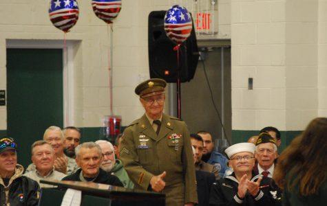GW Honors Veterans