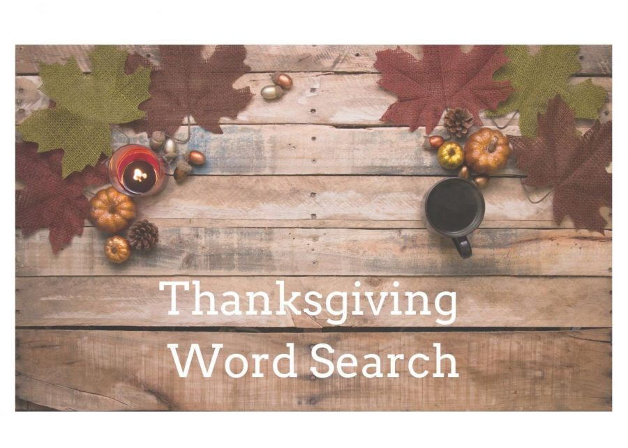 Thanksgiving+Word+Search