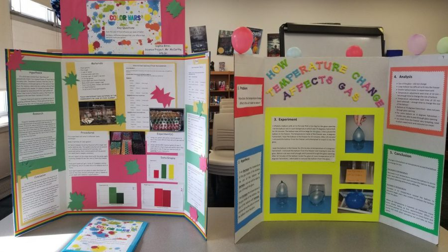 GWMS Science Fair