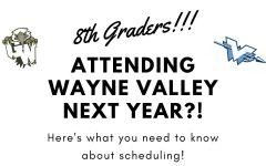 Wayne Valley High School Schedule Breakdown