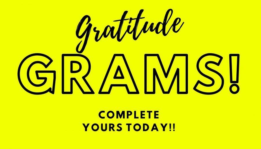 Gratitude Grams