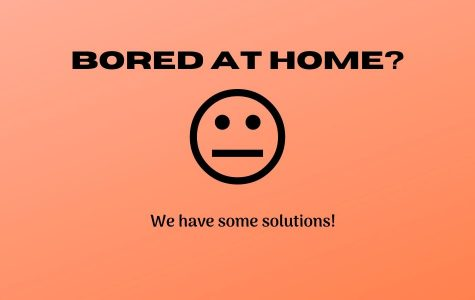 Bored at home?!
