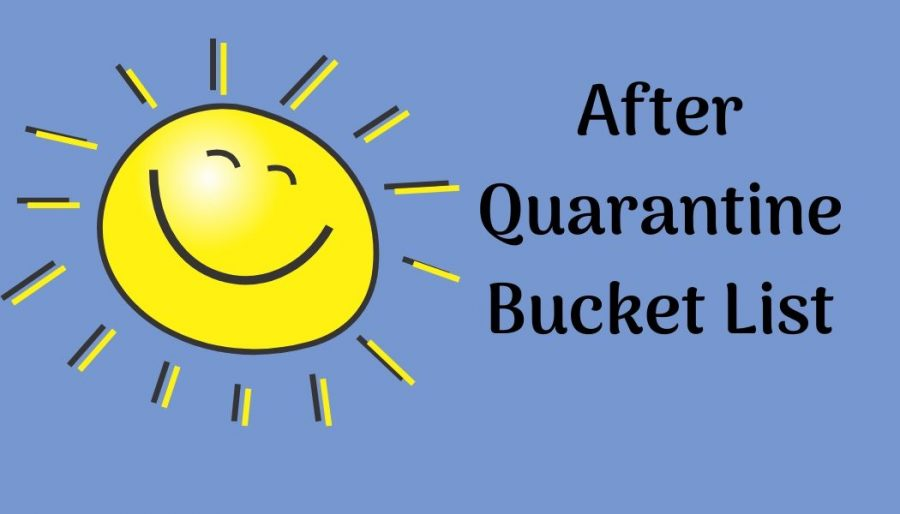 After-Quarantine Bucket List
